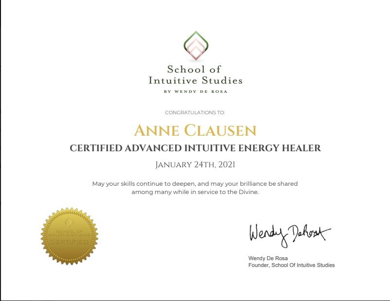 Certified {again}